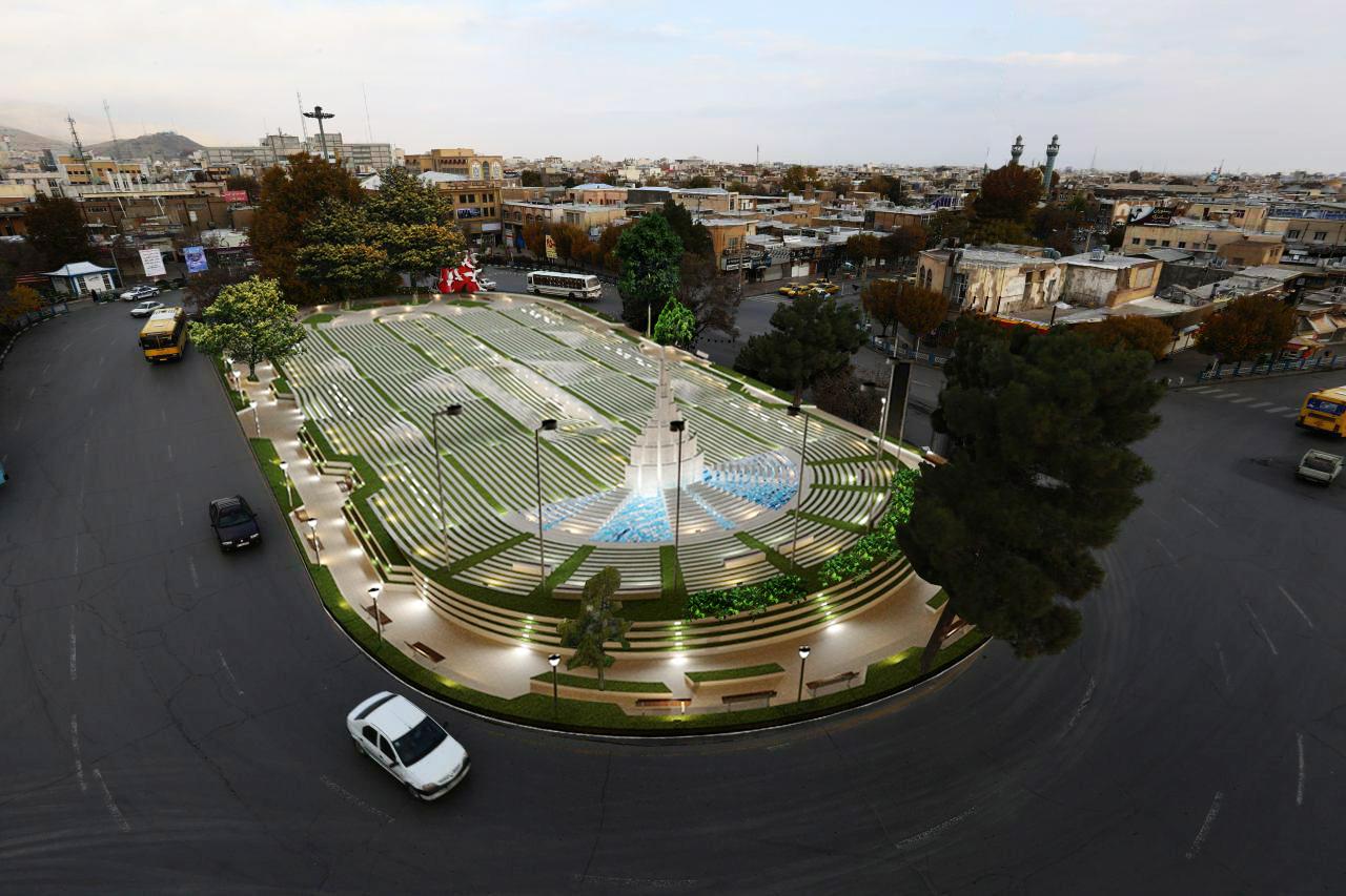 Arak Central Square